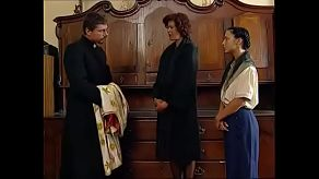 Seks en lust in een klooster